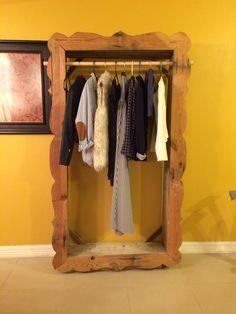 cute clothing display / rack