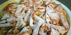 Υπέροχη Μπουγάτσα στιγμής με ζαχαρούχο γάλα μόλις σε 10 λεπτά Greek Desserts, Greek Recipes, Apple Pie, Sweet Home, Dessert Recipes, Pudding, Soup, Sweets, Chicken