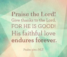 PSALM  106:4