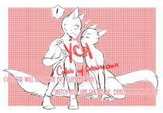 Ych Collab *Closed by DeadmanJackalope on DeviantArt
