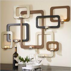 Decorating plain wall ideas on pinterest decorating - Plain wall decorating ideas ...