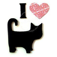 HANDMADE by Ki: I love cat ...