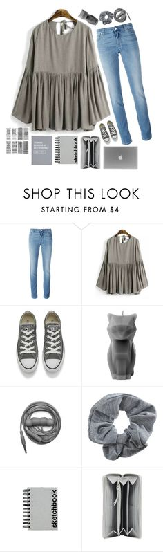 """👽💀👽"" by blah-blah-blah-black ❤ liked on Polyvore featuring Givenchy, Converse, PyroPet, Urbanears, Topshop, Paperchase and Balenciaga"