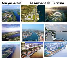 B&P_desde_Guayana: Corredor Fluvial y Malecón, para la GUAYANA DEL TU...