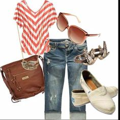 Cute summer outfit | Stitch Fix