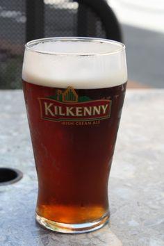 Kilkenny beer in Halifax, Nova Scotia Irish Cream, Best Beer, Nova Scotia, Guinness, Spaces, My Favorite Things, Drinks, Travel, Food
