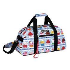 Safta 711318611 - Bolsa de deporte, diseño Moos cakes: Amazon.es: Juguetes