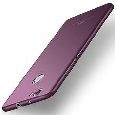Huawei Nova Lite Case Huawei Nova Case MSVII Super Slim Smooth & Matte Hard Back Cover Phone Cases Original Brand Accessories