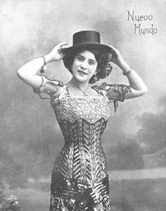 Encarnación López, La Argentinita (Nuevo Mundo, 13-7-1911)