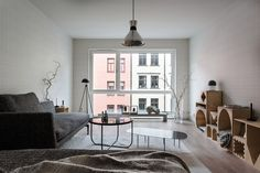 Appartement decoration minimaliste