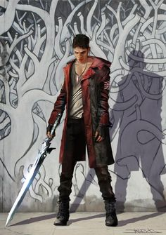 Video Game Concept Art dmc devil maay cry - Google Search