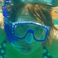 Snorkeling is one of my favorite pastimes. I love the serenity of becoming one of the school.