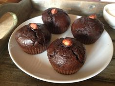muffins chocolat + épeautre #homemade