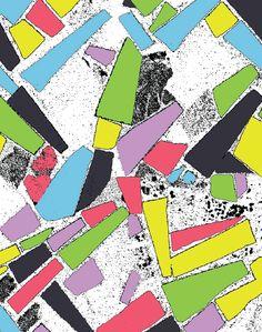 Mosaica Candy Wallpaper