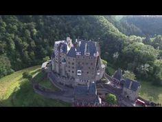 """RZ-Serie """"Von Burg zu Burg"""": Mit der Drohne über der Burg Eltz"""