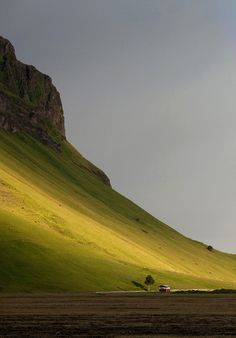 Iceland pasture