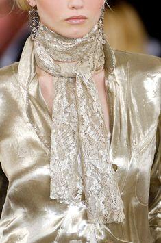 Ralph Lauren Spring 2011 - Details