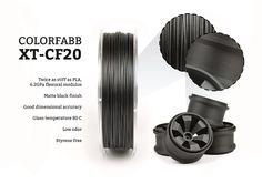 ColorFabb Releases new Carbon Fiber Composite 3D Printing Filament