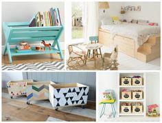 Endlich Ordnung - Verstaumöglichkeiten fürs Kinderzimmer - Littleyears
