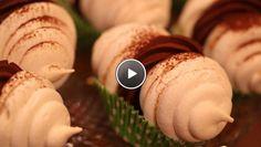 Schuimmandjes met chocoladecrème - Rudolph's Bakery | 24Kitchen