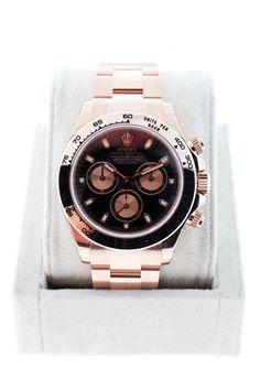 Rolex Daytona 116505 Everose Black Dial