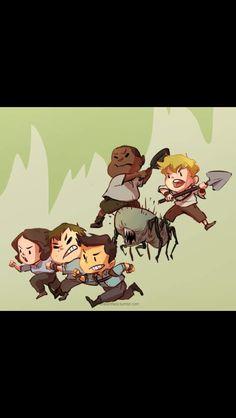 Omg... look at Newt.... :O