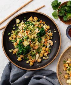 Cauliflower Turmeric Rice