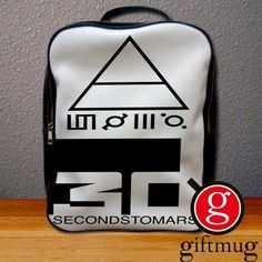 30 Second To Mars Band Backpack for Student