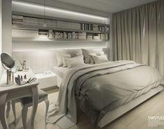 Sypialnia S1 - zdjęcie od SWSTUDIO
