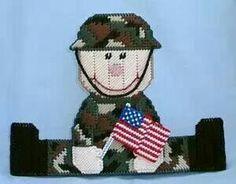 Soldier Shelf Sitter 1/3