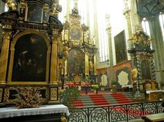 Church of Our Lady Victorious - Little Infant of Prague