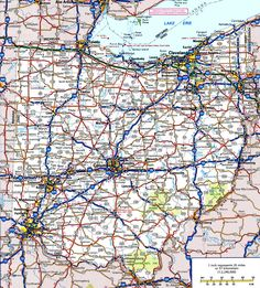 Maps Large Map Of Michigan Blog with Collection of Maps All