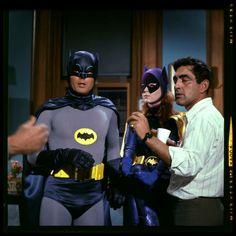 Shooting Batman 2. Batman y Batichica. http://www.flickr.com/photos/harald-haefker/7083576447/in/photostream