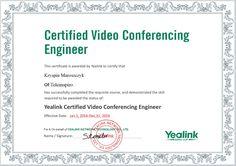 Blog - TELEINSPIRO LICENCJONOWANYM PARTNEREM YEALINK voip24sklep.pl #yealink #teleinspiro #certified