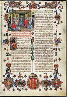 Ms. 1.378 de l'Arxiu Municipal de Lleida (1336). Recull els Usatges de Barcelona, Constitucions de Pau i Treva, Commemoracions de Pere Albert i un Tratado de Batalla