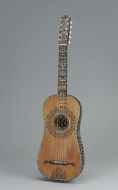 Guitar, 1628 | Museum of Fine Arts, Boston
