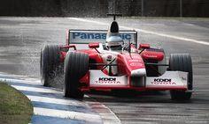 F1 Toyota 2003 by Cédric Vermeirre