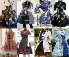 埋め込み画像への固定リンク Lolita Mode, Witch Outfit, Anime Outfits, Diy Costumes, Lolita Fashion, Asian Fashion, Fashion Accessories, Cosplay, Cute