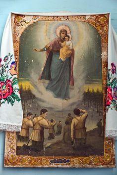 Αποτέλεσμα εικόνας για Богородица, появляющиеся солдат в войне в России православной иконы