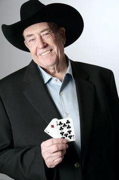 Doyle Brunson poker god