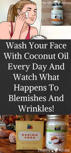 face | skin | skin care | coconut oil | blemishes | wrinkles | wrinkles cream |