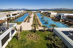 The Palazzo del Mare is a #luxury hotel located on a private beach on the #island of Kos, Greece. #travel #PlacesToSeeBeforeYouDie #wanderlust #Greece