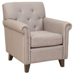 $177 Found it at Wayfair - Lyle Tufted Lounge Chair