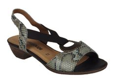 Remonte R0856 Ladies Slingback Casual Sandal - Robin Elt Shoes  http://www.robineltshoes.co.uk/store/search/brand/Remonte/ #Spring #Summer #SS14 #2014 #Sandals