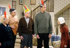 Everybody Loves Raymond: Thanksgiving with Amy's family