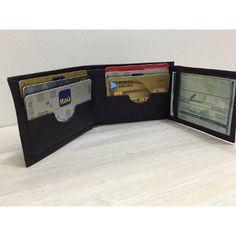 Ck,calvin Klein,carteiras,couro,original,masculina,8x11cm - R$ 49,89
