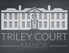 "Check out new work on my @Behance portfolio: ""Triley Court Manor Logo"" http://be.net/gallery/38390035/Triley-Court-Manor-Logo"