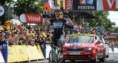Sunday got off to a great start for Germany with Tony Martin's win at the Tour, and a French rider will wear yellow on Bastille Day. Tony Martin, Festina, Kinesiology Taping, Digital News, Education Center, Courses, Tape, Photo Galleries, Germany