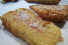 """Cocina fácil """"sin gluten"""": Concurso de torrijas sin gluten"""