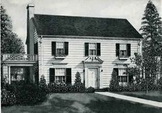 1926 Standard House Plans: The Homestead